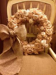 48 best wreath images on burlap wreaths
