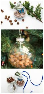 these diy ornaments add a touch of nature mnn nature