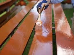 is it better to paint or stain your kitchen cabinets painting or staining your wooden fence hercules fence