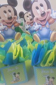 Centerpieces For Birthday by 304 Best Mickey Mouse Baby Party Ideas Images On Pinterest Baby