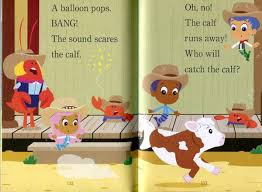 fiction books fin tastic stories bubble guppies story