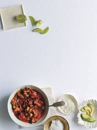 leftover thanksgiving turkey chili recipe turkey chili recipe epicurious com