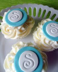 monogram cupcake toppers 12 monogram cupcake toppers edible by frostitbakery on etsy