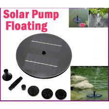 Solar Floating Pond Lights by Soroko Trading Ltd Smart Gadgets Electronics Spy Hidden
