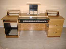 Recording Studio Workstation Desk by Studio Desk Workstation Muallimce
