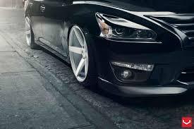 nissan altima 2016 with rims vossen wheels nissan altima vossen cv3r