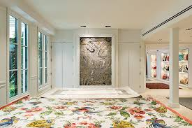 Fashion Rugs The Rug Company Bridges The Gap Between Fashion And Design