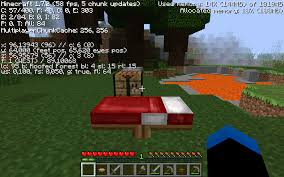 minecraft why is the bed texture reversed arqade