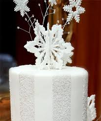65 best wedding cake winter images on pinterest christmas cakes
