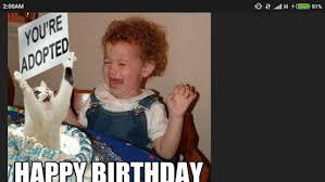 Happy Birthday Memes - happy birthday meme android apps on google play
