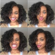 black soft wave hair styles how to create soft waves with crochet braids youtube
