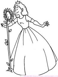 princess coloring free princess colo