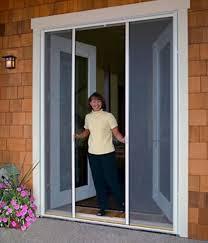 Screen Door Patio Doors Inspiring Screens For Patio Doors Sliding Screen Door Lowes