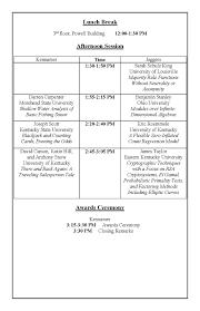 Floor Math by Thirtieth Annual Eku Symposium Department Of Mathematics