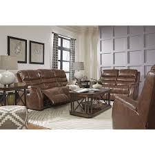 Reclining Living Room Set Ashley Furniture Metcalf Power Reclining Livingroom Set With