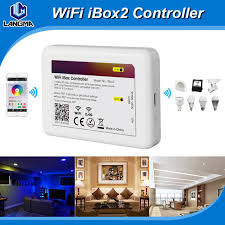 led strip lights wifi controller 2017 cheapest 2 4g wireless rf mi light wifi controller for rgbw