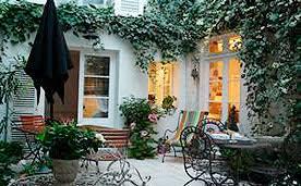 chambre sur cour chambres d hôtes vue sur cour la rochelle europa bed breakfast