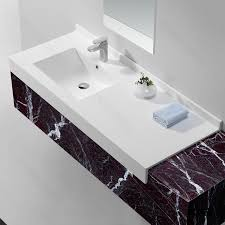 solid surface bathroom sinks acrylic solid surface sanitary fittings and raw material manufacture
