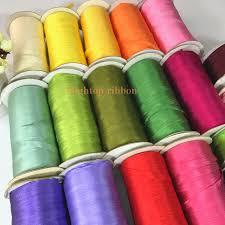 taffeta ribbon 7mm 50mts per roll 100 silk satin taffeta ribbon