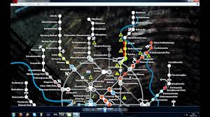 Metro 2033 Map by Dawaj Na Wiech Metro 2033 Ep 3 5 Youtube