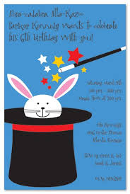 clown show for birthday party 18 best party invites images on magic show birthday