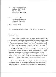 complaint template letter lukex co