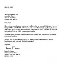 Thank You Letter For Supporting Our Business by Testimonials