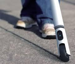 Walking Stick For Blind People Wheeled Walking Sticks Wheeled Walking Stick