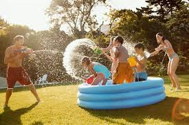 Backyard Staycations High Fuel Prices Inspire Another Summer Of Staycations Today Com