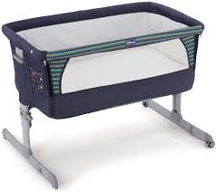 chicco next 2 me 2016 denim crib special edition