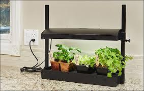 grow light indoor garden grow light indoor mini garden lee valley tools
