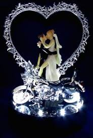 harley cake topper 215 motorcycle wedding cake topper with harley davidson lit lit