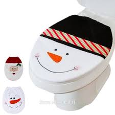 Cute Bathroom Sets by Online Get Cheap Bathroom Christmas Decor Aliexpress Com