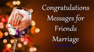Marriage Congratulations Message Marriage Congratulations Unique Wishes Quotes Cards