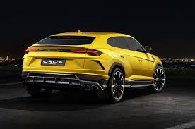 lamborghini back view the lamborghini urus is finally here photo u0026 image gallery