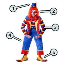 draw cartoon clowns