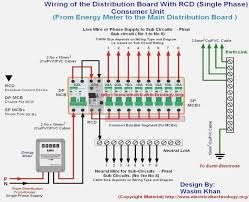 rcd mcb wiring diagram rcd wiring diagrams instruction