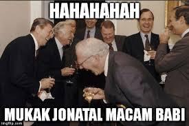 Meme Babi - laughing men in suits meme imgflip