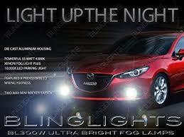 2016 mazda 3 fog light kit amazon com 2014 2015 2016 mazda3 fog ls driving lights kit 4