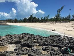 Beach Of Glass Exuma U0027s Best Beaches The Good Life Bahamas