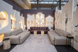 roche bobois paris 2016 kwerk vip lounge on akaa contemporary
