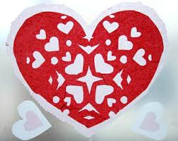 heart doilies how to make paper heart doilies for s day suncatchers