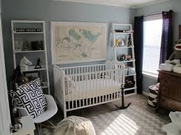 baby nursery engaging light grey yellow black and white baby