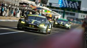 race to win corvette aston martin snatches le mans gte pro win from corvette