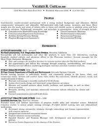 healthcare resume sales resume exle