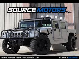 used hummer h1 h1 hummer for sale california hummers for sale