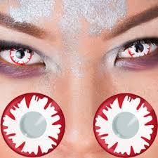 698 contact lenses halloween images