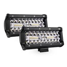 led light bar bundle brightest off road lights 7 light bar led light bar cover truck