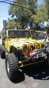 yellow jeep tk u0027s yellow krait ljk buildup by tkfx jeep wrangler tj build
