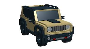 lego jeep lego ideas jeep renegade